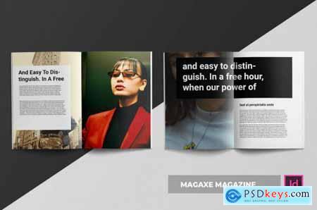 Magaxe Magazine