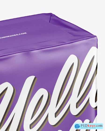 Paper Food Bag Mockup 53389