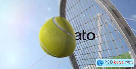 Videohive Tennis Slow Motion Reveal 20986104