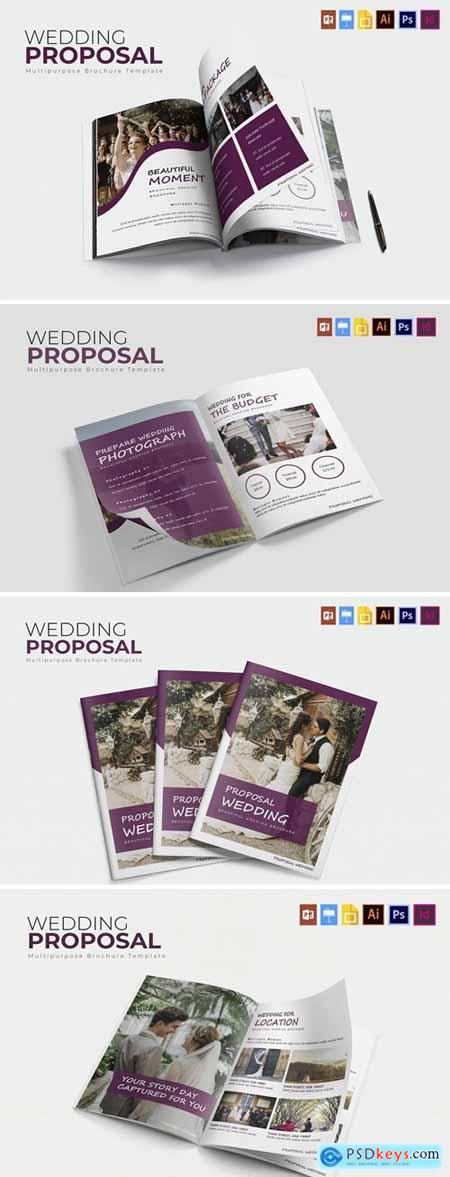 Wedding - Proposal Template