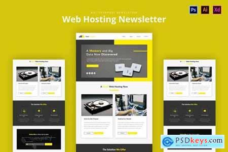 Web Hosting Newsletter