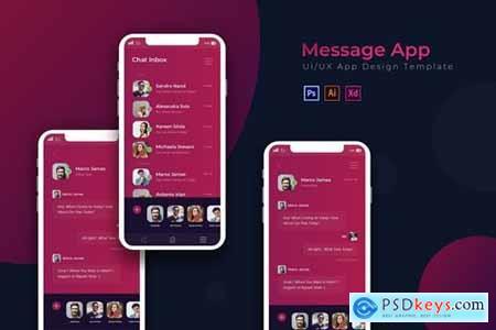 Messages - App Template
