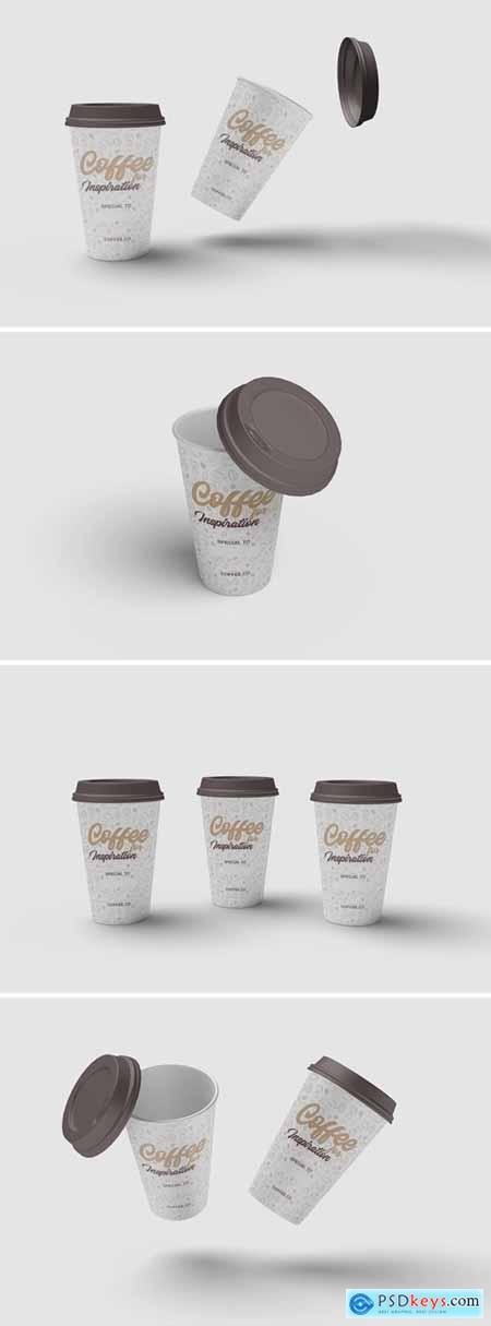 Cup of Coffee Mockup