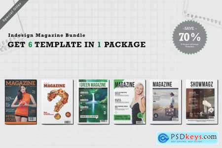 A4 Magazine Bundle Vol. 1 4322000