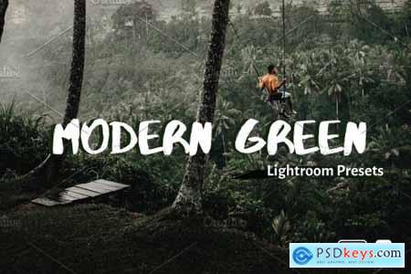 Green Lightroom Presets XMP DNG 4324621