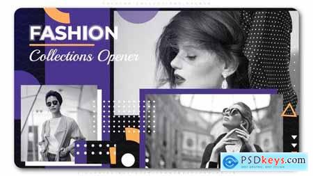 Videohive Fashion Collections Opener 25388096
