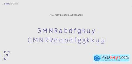 Film Fiction Sans Complete Family