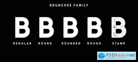 Brunches Complete Family