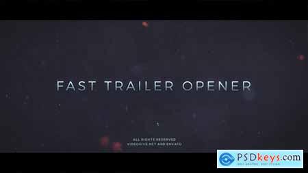 Videohive Trailer Opener 21208408