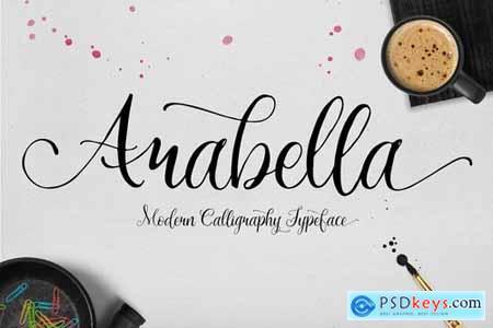 Arabella Font Script