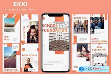 Ekki - Instagram Story Pack