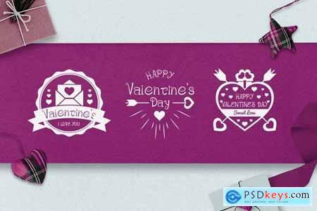 True Love - Curly Valentine Font