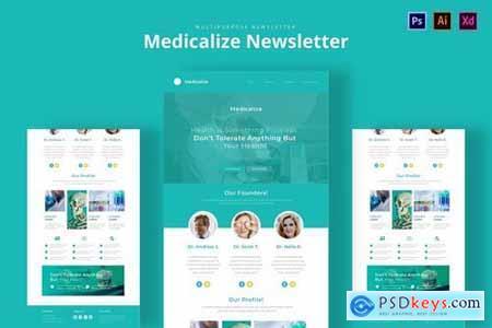Medicalize Newsletter