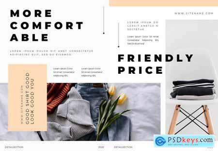 Fashiont Brochure Template