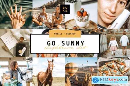 Go Sunny Lightroom Preset 3831740