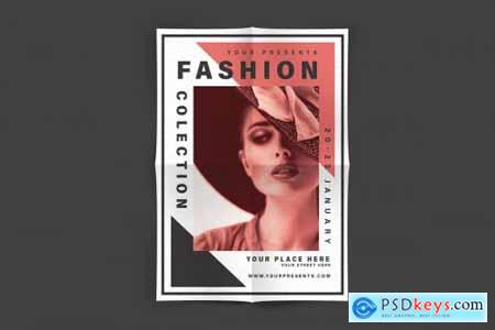 Fashion Colection Flyer 4451351