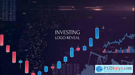 Videohive Investing Logo Reveal 25103039
