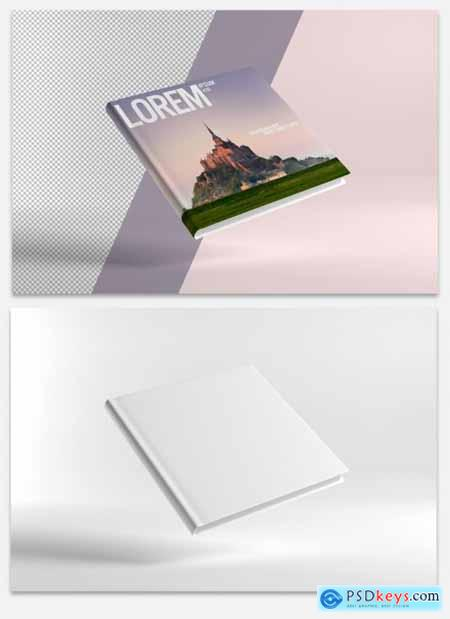 Angled Book Mockup 314151072