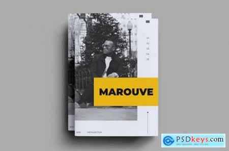 Marouve Bcorhure Template