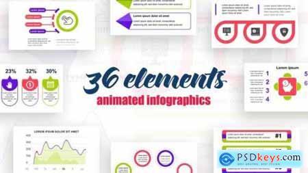 Videohive Infographics Vol.5 25421835