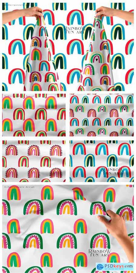 Rainbow Fun Art 2450088