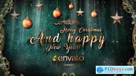 Videohive Christmas Greetings 25208540