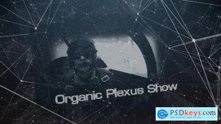 Videohive Organic Plexus Show 10372578