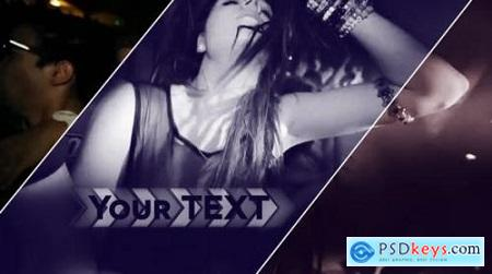 Videohive Dance Party Slideshow (2 versions) 7361753
