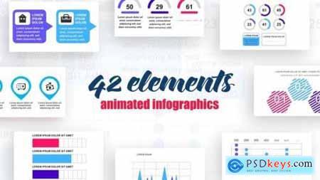 Videohive Infographics Vol.6 25437226