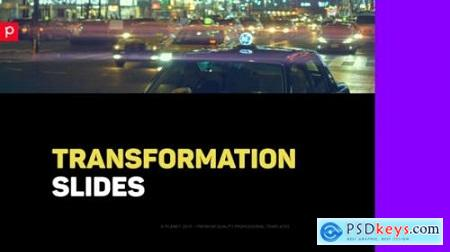 Videohive Transformation Slides 25391304
