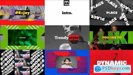Videohive Bold Dynamic Intro 25302366