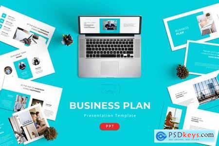 BusinessPlan Powerpoint Google Slides and Keynote Templates