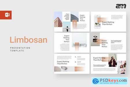 Limbosan - Powerpoint Google Slides and Keynote Templates
