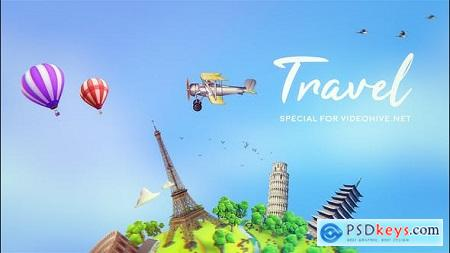 Videohive Travel 22700135