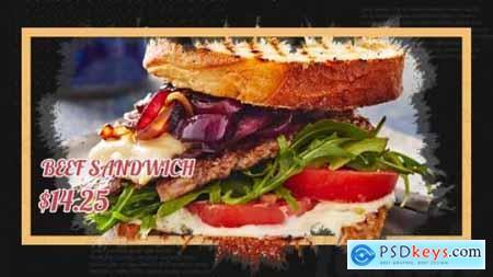 Videohive Delicious Food Promo 25445221