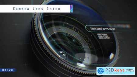 Videohive Camera Lens Intro 25459081