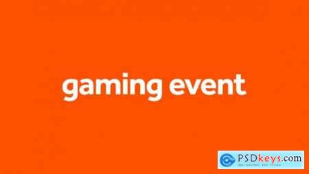 Videohive Gaming Event 25443561