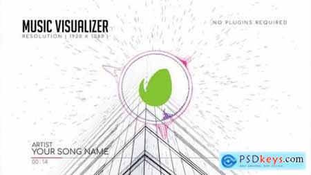 Videohive Music Visualizer 25437320
