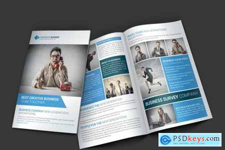 Communication Company Brochure 4325951