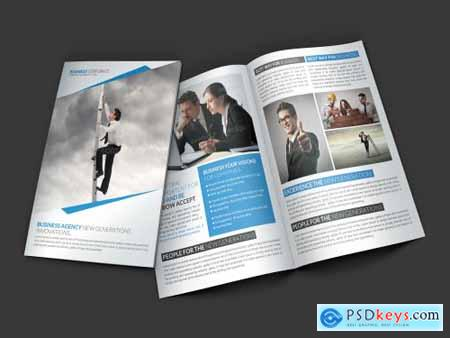 Multi Business Bi-fold Brochure 4325990