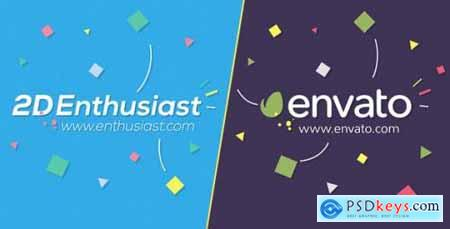 Videohive 2D Enthusiast Logo 6743353