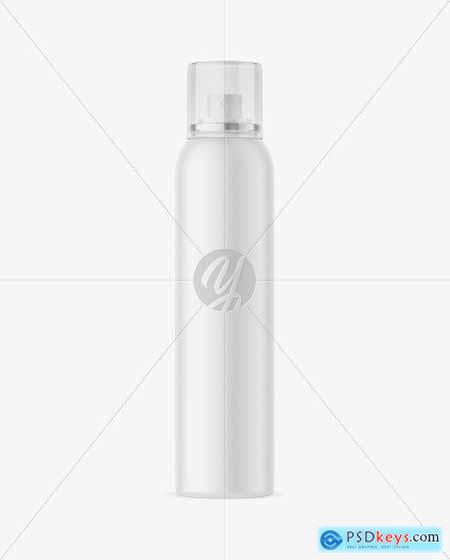 Aerosol Bottle Mockup 53392