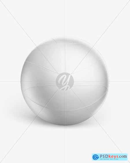 Volleyball Ball Mockup 53490