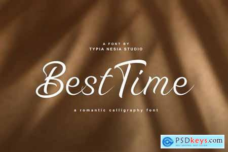 Best Time Script