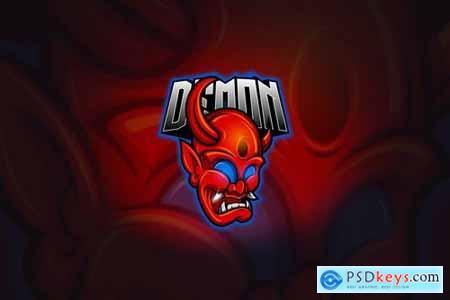 Demon - Mascot & Esport Logo