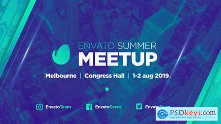 Videohive Biggest MeetUp Event Promo 23924842
