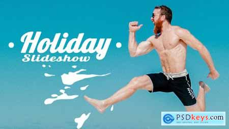 Videohive Summer Slideshow 20373386