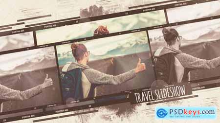 Videohive Travel Slideshow 22257716