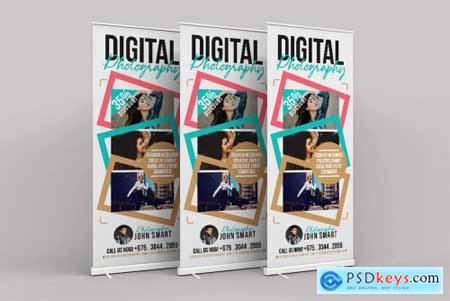 Photography Rollup Banners
