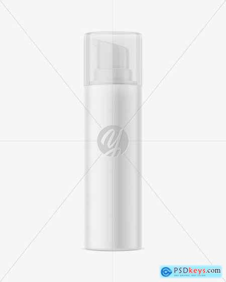 Plastic Bottle Mockup 53393